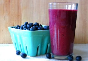 Blueberry-Daiquiri