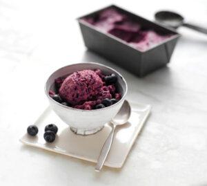 Blueberry Nice Cream