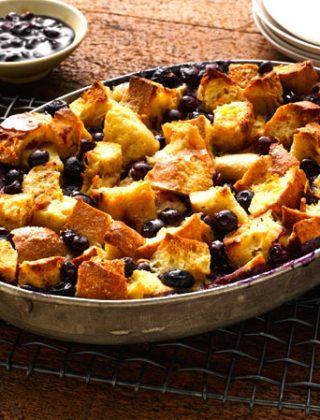 Blueberry-and-Mascarpone-Bread-Pudding