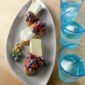 Quick Blueberry-Cranberry Relish