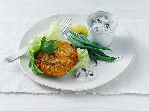 Salmon-Burgers-with-Blueberry-Lemon-Raita