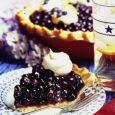 Double Blueberry Pie