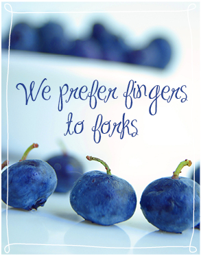 Meme - We prefer fingers to forks - 02-197